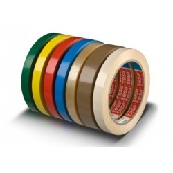 NASTRO TESA PVC ROSSO 66X9MM - 04204