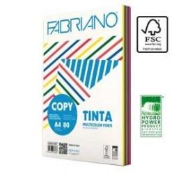 RISMA COPYTINTA A4 80GR MIXFORTI 250FF