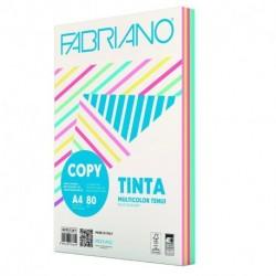 RISMA COPYTINTA A4 80GR MIX TENUI 250FF