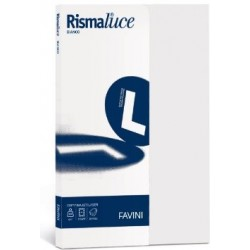 RISMALUCE FAVINI A4 200GR 125FF BIANCO