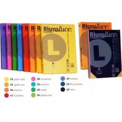 RISMALUCE FAVINI A4 90GR 300FF CICLAMINO