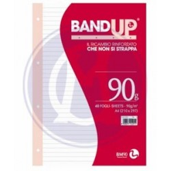RICAMBIO BAND-UP A4 90GR.FG.40 5M RINF.