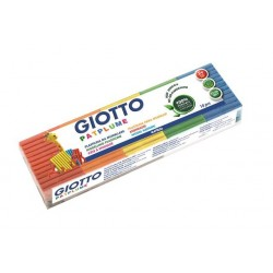 GIOTTO PATPLUME 10X50G ASS. - 513300
