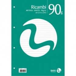RICAMBI A/4 90GR. Q