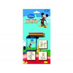BLISTER 3 TIMBRI MICKEY MOUSE - 3838
