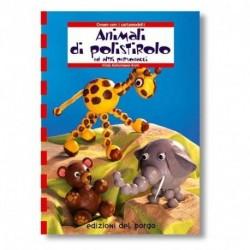 LIBRO ANIMALI POLISTIROLO - 06171