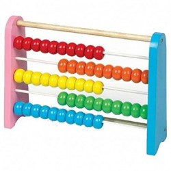 """PALLOTTOLIERE""""ABACUS"""" IN LEGNO -  60144"""