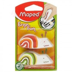 BLISTER 2 GOMME MAPED ERGO FUN - 19710