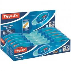 CORRETTORE BIC TIPP-EX MICROTAPE TWIST