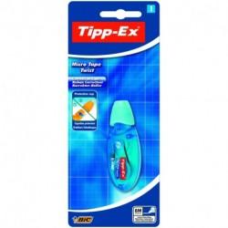 CORRETTORE TIPP-EX MICRO TAPE BIC BLISTE