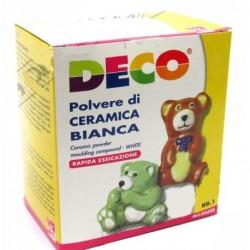 POLVERE CERAMICA BIANCA 1KG - 05695
