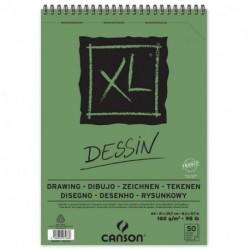 ALBUM CANSON XL DRAWING A4 160GR 50F.