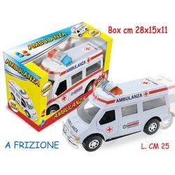 AMBULANZA A FRIZIONE - 62572