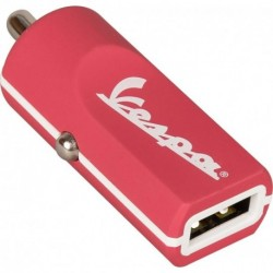 CARICABATTERIE PER AUTO USB BERRY