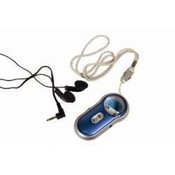AQUA RADIO TASCABILE C/AURIC - 0206