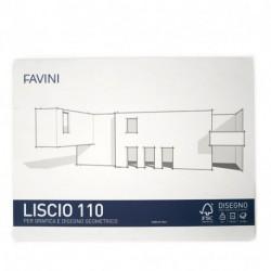 ALBUM DISEGNO FAVINI F16 N5 LS LISCIO