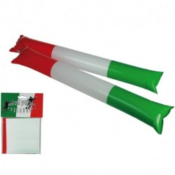 BASTONI GONFIABILI APPLAUSI ITALIA -