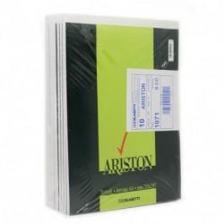 BLOCCO ARISTON A4  BIANCO - 1071
