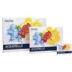 ALBUM DISEGNO FAVINI ACQUERELLO 10FF
