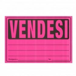 CARTONCINI VENDESI FLUO 23X33 10PZ