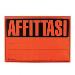 CARTONCINI AFFITTASI FLUO 23X33 10PZ