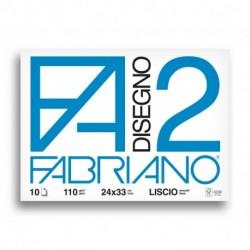 ALBUM DISEGNO FABRIANO 2 LISCIO A4