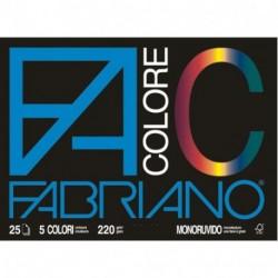 ALBUM DISEGNO FABRIANO COLORE 33X48 A3