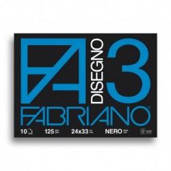 ALBUM DISEGNO FABRIANO 3LI (MV10) 24X33