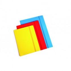 CARTELLINA C/ELASTICO 3L 35X50 CARDEA