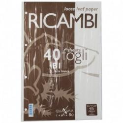 RICAMBI PIGNA A4 BIANCHI 80GR - 0062903