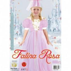 BABY FATINA ROSA COSTUME - 61407.3-4