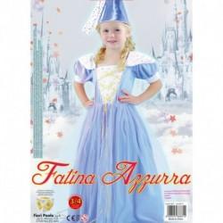 BABY FATINA AZZURRA COSTUME - 61397.3-4
