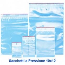 SACCHETTI A PRESSIONE CM 10X12 100 PZ