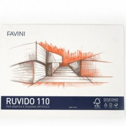ALBUM DISEGNO FAVINI F16 N5 RS RUVIDO