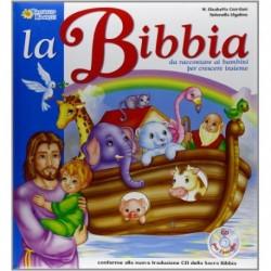 BIBBIA DA RACCONTARE AI BAMBINI + CD