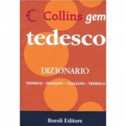 DIZIONARIO DI TEDESCO-ITALIANO