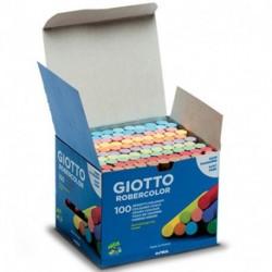 GESSETTI GIOTTO COLORATI 100PZ - 539000