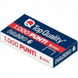 PUNTI 68 TOP QUALITY CF.10X1000 PZ -