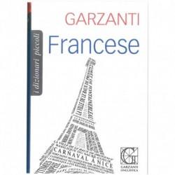 DIZIONARIO GARZANTI FRANCESE PICCOLO