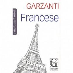 DIZIONARIO FRANCESE MINI GARZANTI