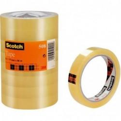 ADESIVO 3M SCOTCH 508 H19X66M 8PZ