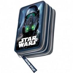 ASTUCCIO 3 ZIP STAR WARS SWROGUE17 -