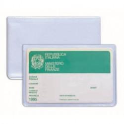 BUSTE 2 -CARDS HOLDER 25PZ - 20041209