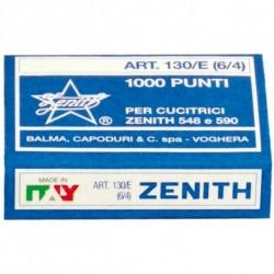 PUNTI 130/E ZENITH METALLICI CF100X1000