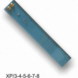 RIGA PARALLELOGRAFO 70CM LEXIGLASS- XP/5