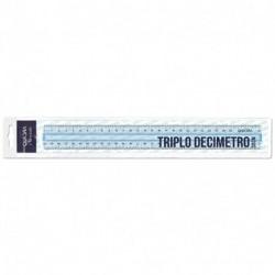 TRIPLODECIMETRO TQ QUADRA  - 10228