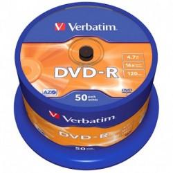 DVD-R VERBATIM CAMPANA 50PZ - 43548