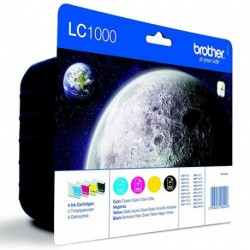 BROTHER LC1000VT KIT COMP