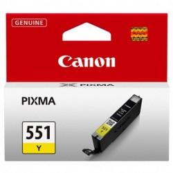 CANON INCHIOSTRO GIALLO - CLI-551Y
