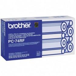 BROTHER PC-74RF KIT 4PZ.